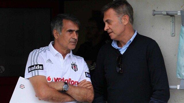 Beşiktaş'ta 'Enzo Roco' gerginliği