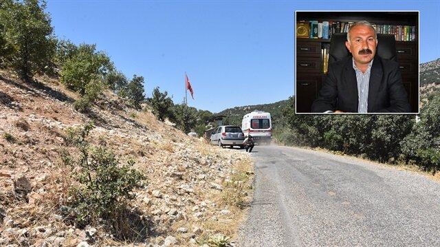 HDP'li başkana 'PKK' gözaltısı