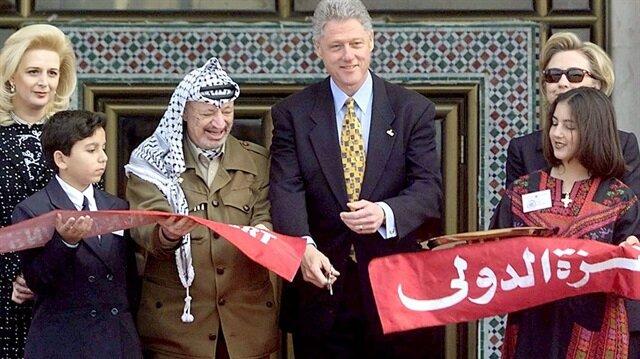 Bir zamanlar Gazze'de...