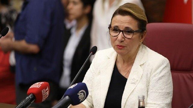 وزيرة التجارة التركية.. سنرد بالمثل على أي عقوبات أمريكية في المستقبل