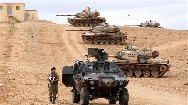 الجيش التركي يحيد 4 آلاف و573 إرهابيا