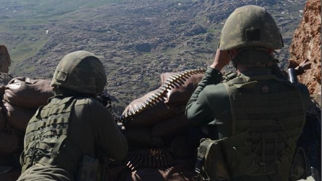 TSK: 7'si lider kadroda 52 terörist etkisiz hale getirildi