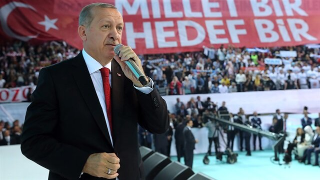 'We see your game and challenge it,' Erdoğan says