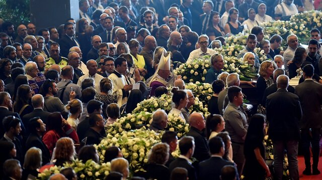 Italy mourns victims of Genoa bridge collapse with state funeral