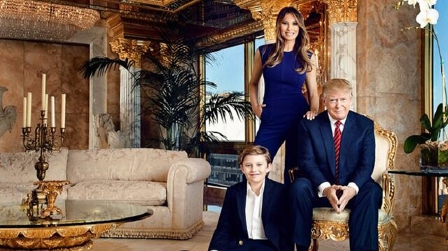 Trump replaces White House furniture picked by his wife