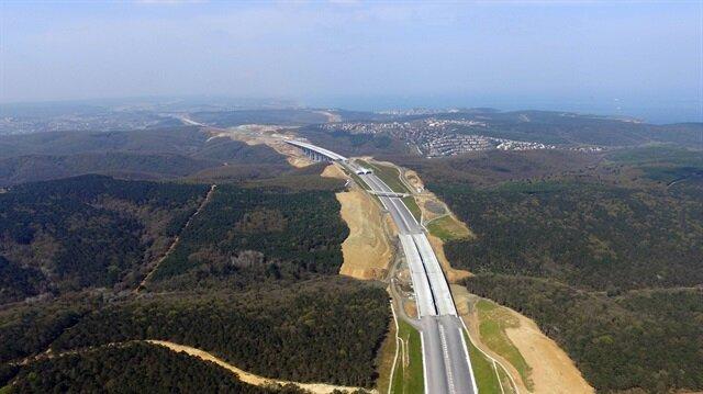 Kuzey Marmara Otoyolu bağlantı yolları
