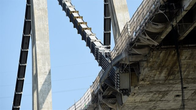 Death toll from Italy bridge collapse rises to 41
