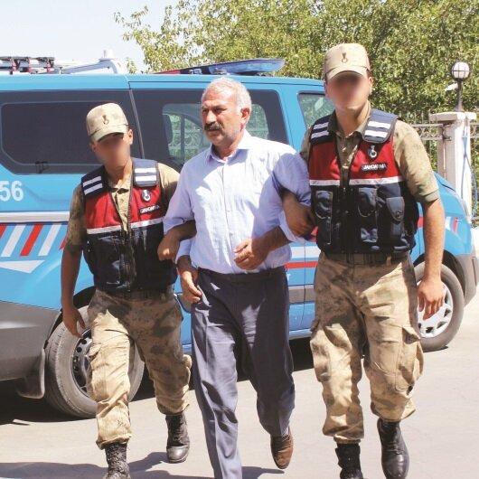 HDP'li başkana<br>PKK gözaltısı