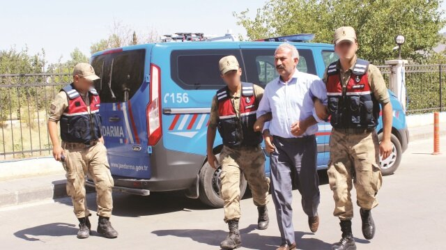 HDP'libaşkanaPKKgözaltısı