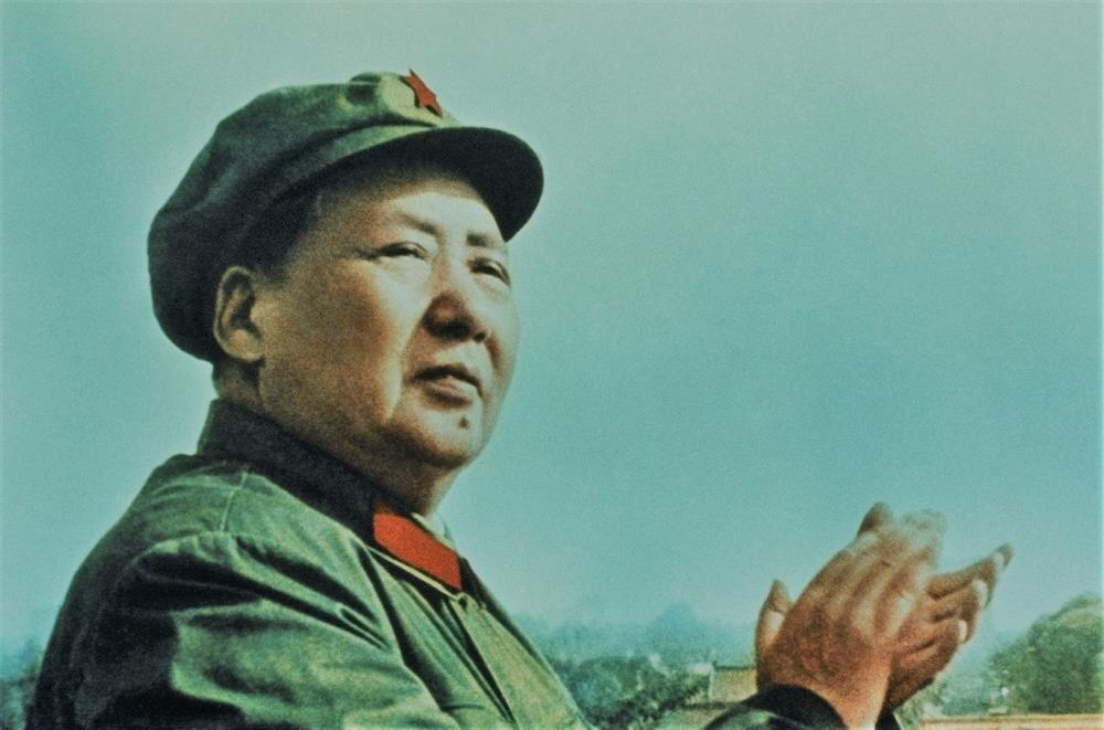 Komünist lider Mao Zedong, 1949'da