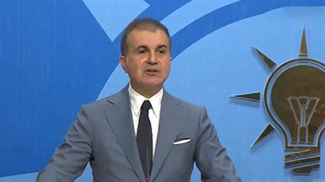 AK Partinin A Takımı belli oldu