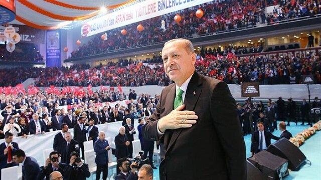 AK Parti'nin üye sayısı 11 milyona yaklaştı