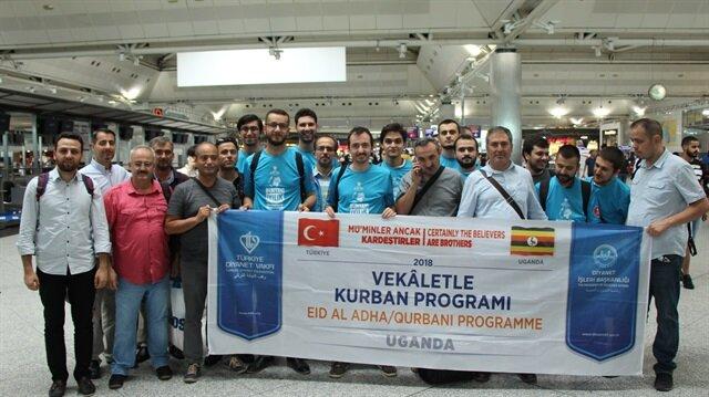 الأضاحي التركية ستشمل إطعام 100 ألف عائلة أوغندية