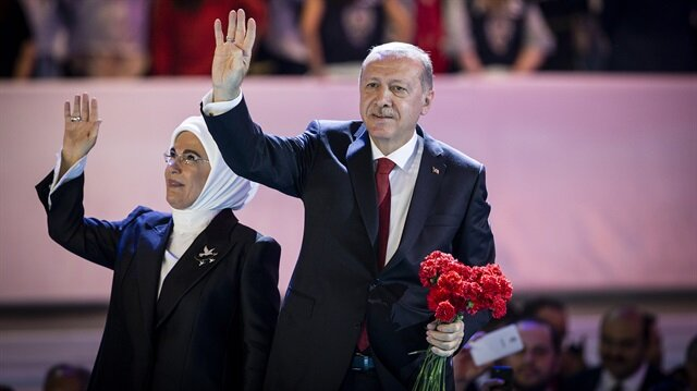 Başkan Erdoğan AK Parti kongresinde