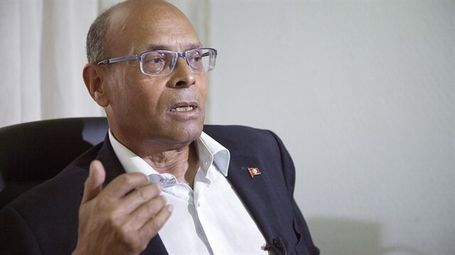 Tunus eski Cumhurbaşkanı Munsif el-Merzuki