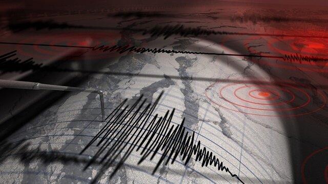 Osmaniye'de 4.8 şiddetinde deprem