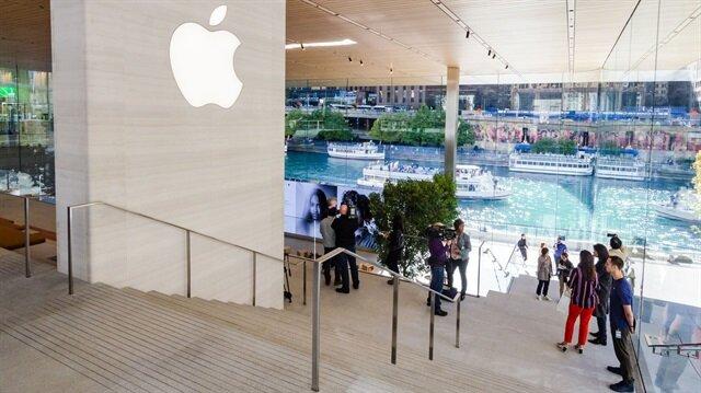 Hollanda'da Apple mağazasında tablet patladı: 3 yaralı