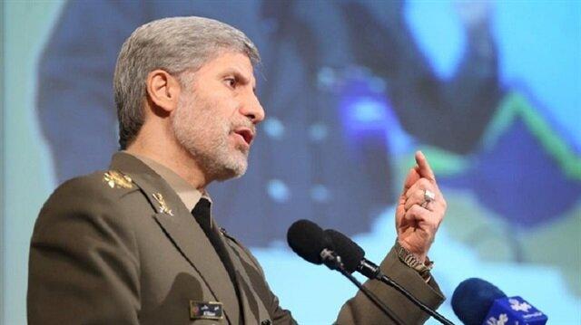 هكذا وصف وزير الدفاع الإيراني العلاقات بين طهران وأنقرة