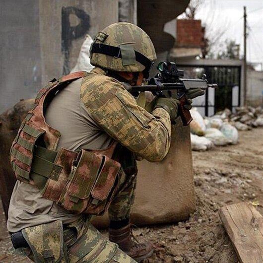 Şırnak'ta operasyon: 2 terörist öldürüldü