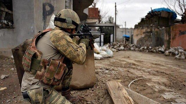 Güvenlik güçlerinin terör örgütüne yönelik operasyonları yurt genelinde aralıksız bir şekilde devam ediyor.