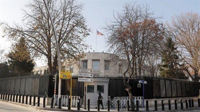 السفارة الأمريكية بأنقرة تتوجه بالشكر للشرطة التركية على استجابتها السريعة