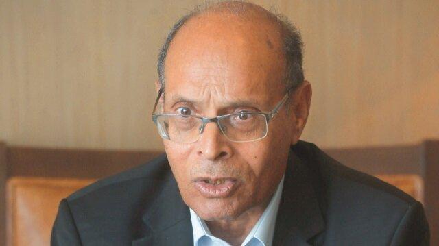 Tunus'un eski Cumhurbaşkanı Munsif el-Merzuki