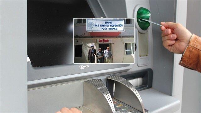 ATM'den para çeken yaşlılara yardım bahanesiyle yaklaşan hırsız, polis ekiplerince yakalandı.