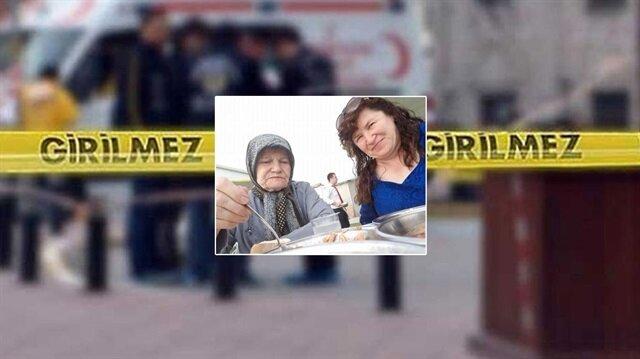 İzmir'de annesinin cansız bedenini çekyatta bulan kadın, güvenlik güçlerince tutuklandı.