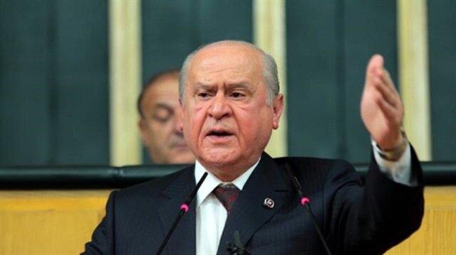 زعيم الحركة القومية.. أمريكا ستضطر إلى تنفيذ ما تقوله تركيا