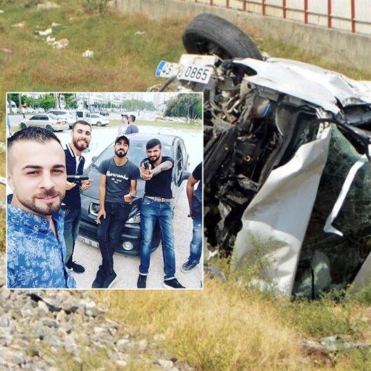 Hemzemin geçitte feci kaza: 1 kişi öldü