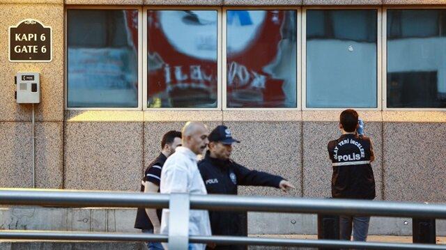 Büyükelçiliğe saldıranların nasıl teşhis edildiği belli oldu