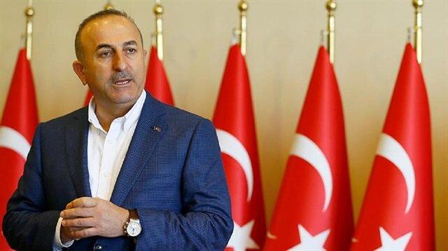Çavuşoğlu: Trump diplomasiyi denemeli