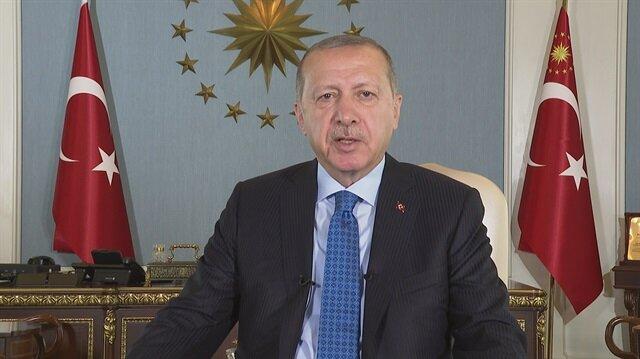 أردوغان: لا فرق بين من يهاجم اقتصادنا وبين من يهاجم صوت أذاننا وعلَمنا