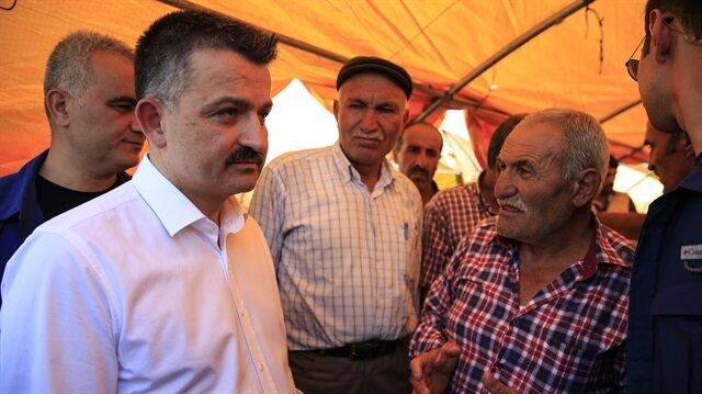 Bakan Pakdemirli'den vatandaşlara 'kurbanlık' uyarısı