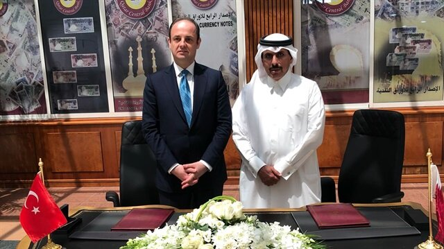 Katar'dan 3 milyar dolarlık ilk adım