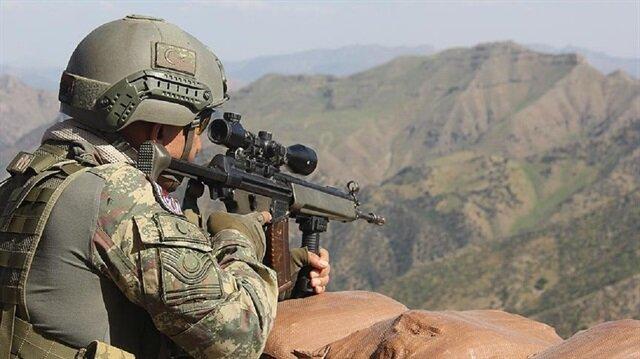 الداخلية التركية تعلن تحييد 40 إرهابيا خلال الأسبوع الأخير