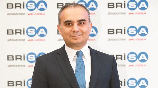 Brisa CEO'su Cevdet Alemdar