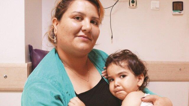Almira Tetik, 112 sağlık ekipleri ve hava ambulansının zamanla yarıştığı operasyonla kurtarıldı. 