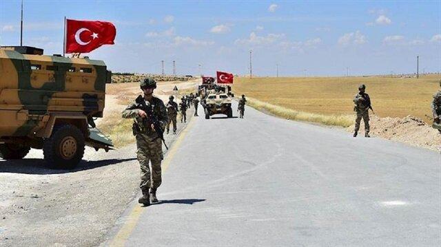 الجيشان التركي والأمريكي يسيران الدورية الـ33 في منطقة منبج السورية