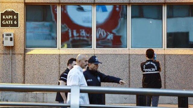 السفارة الأمريكية تشكر أنقرة لتوقيف شخصين اعترفا بنتفيذ الهجوم