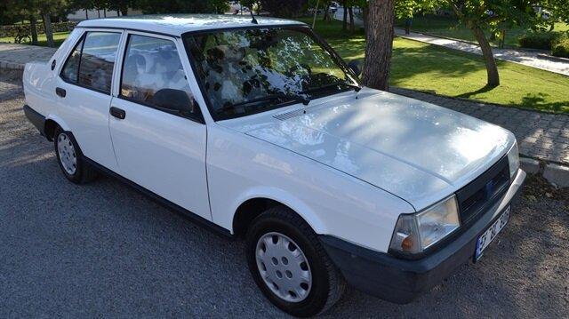 Doğan ve Şahin model otomobiller 30 bin lirayı buldu.
