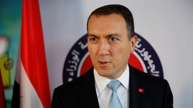 السفير التركي بالعراق: مستعدون لتقديم كافة المساعدات لتنمية كركوك