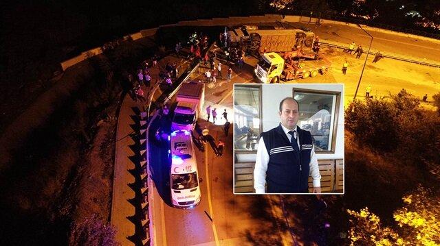 Kaptanın 'kestirme' tercihi kazayla sonuçlandı: 1 kişi öldü, 33 yolcu yaralandı.