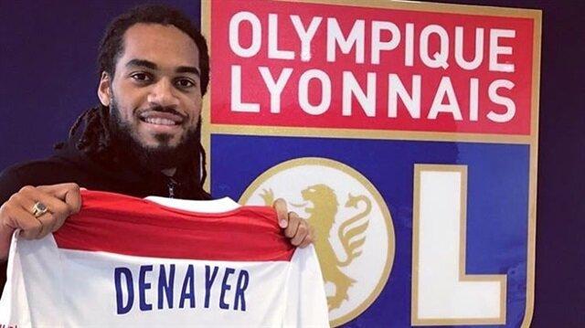 Galatasaray'ın istediği Denayer Lyon'a imza atı
