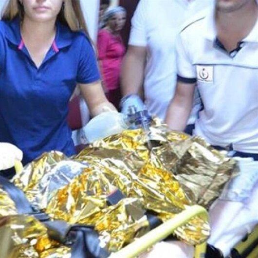 Gelibolu'daki ev yangınında 5 yaşındaki Tuğba Melek öldü