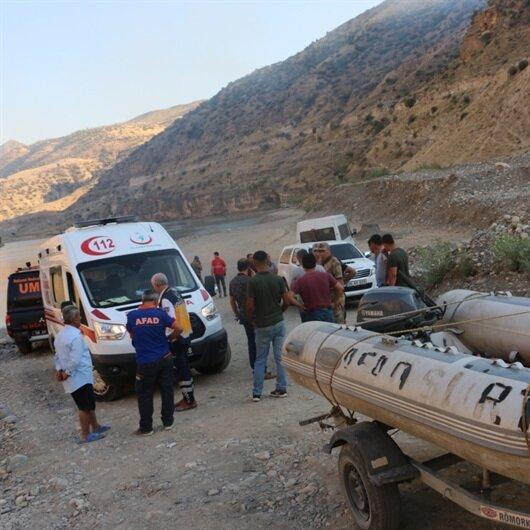 Siirt'te Botan Çayı'na giren asker kayboldu
