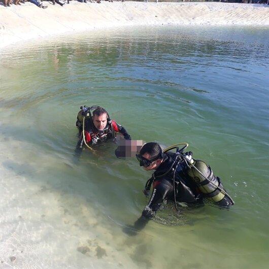 Balıkesir'de gölete giren iki çocuk boğuldu