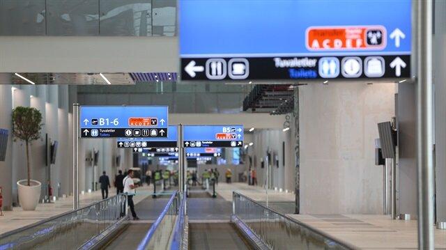 Yeni Havalimanı'na bin kişi aranıyor