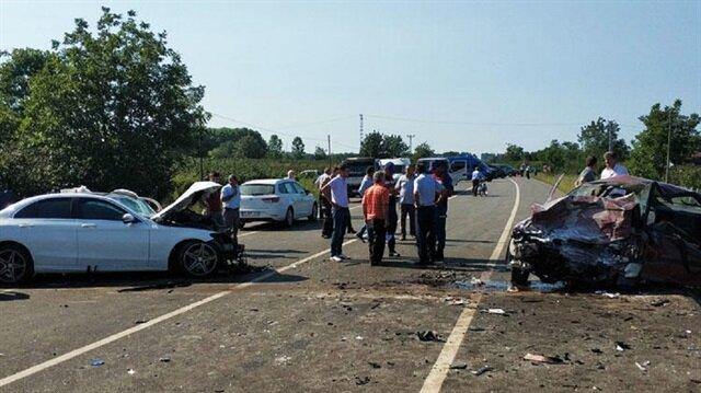5 günlük kaza bilançosu: 82 ölü 361 yaralı