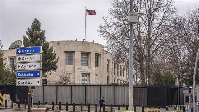 ABD Büyükelçiliği'ne saldıranlar FETÖ'cü çıktı